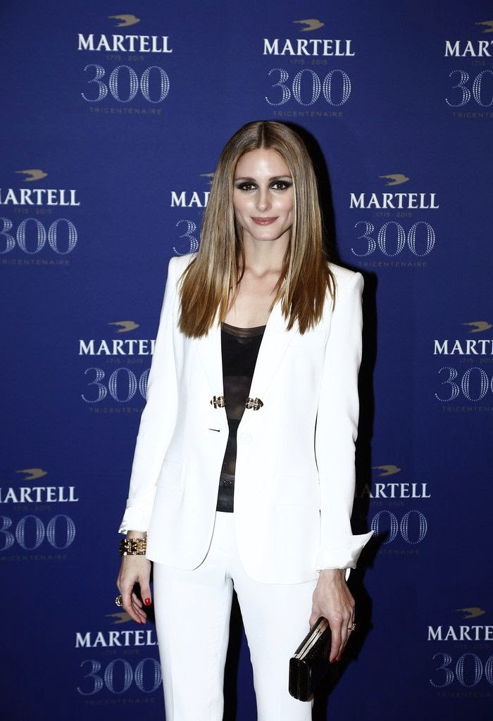Olivia Palermo At Martell Cognac 300th Anniversary In The Palace of Versailles