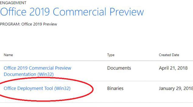 Begini Cara D0wnload Office 2019 Beta 6