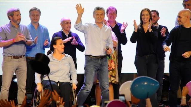 Macri gana las primarias, pero empata con Kirchner en Buenos Aires