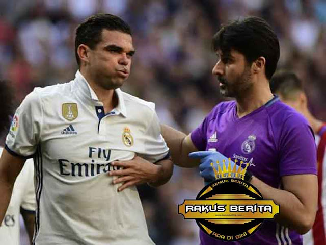 Pahlawan Derby Madrid Mengalami Retak Tulang Di Bagian Rusuk