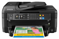 Epson WorkForce WF-2760 Drivers and Software