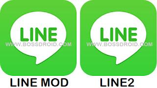 Install Line Mod dan Line Clone Terbaru untuk Android