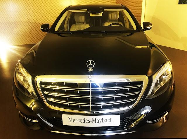 Mercedes Maybach S600 là xe hạng sang đẳng cấp, sang trọng và xứng tầm.