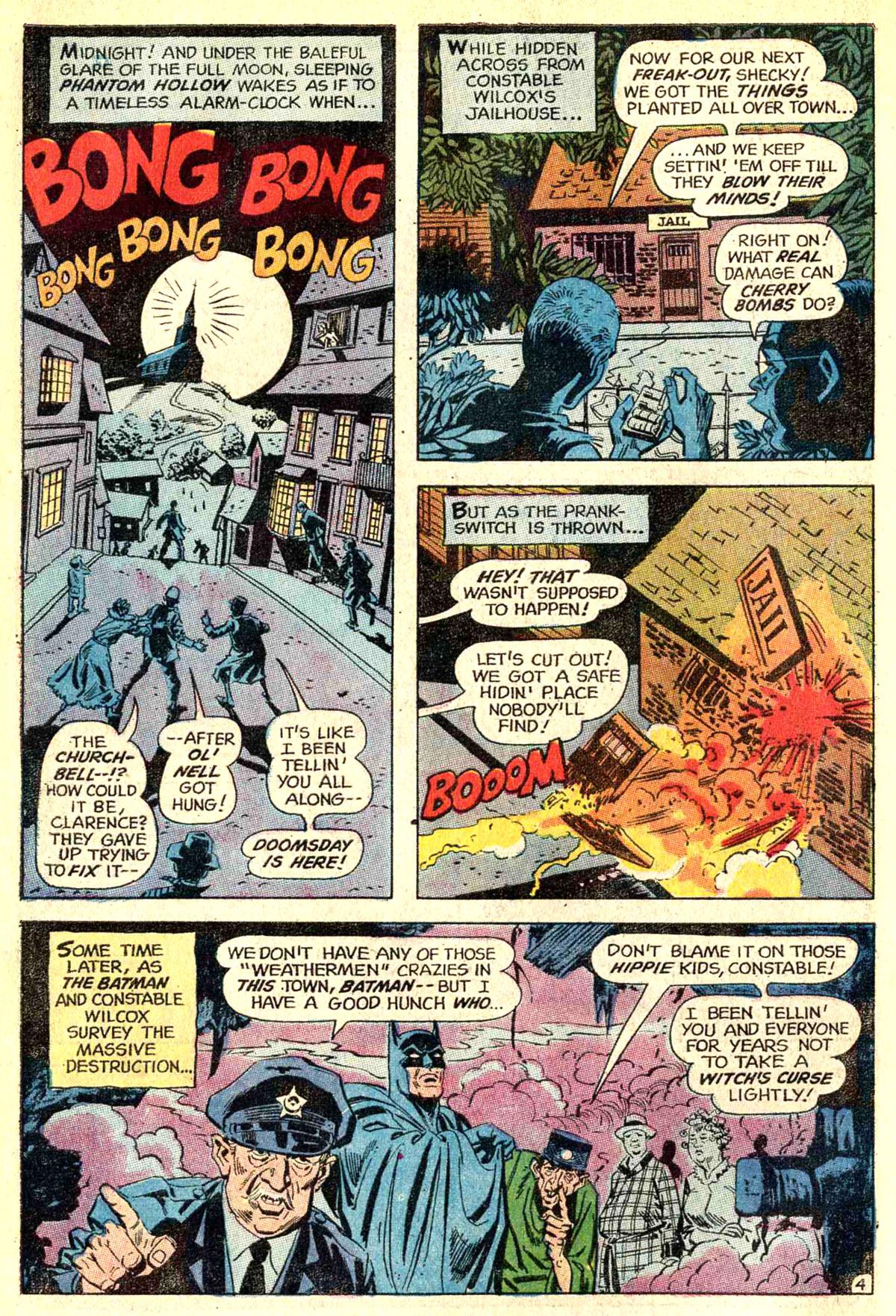 Detective Comics (1937) 413 Page 5