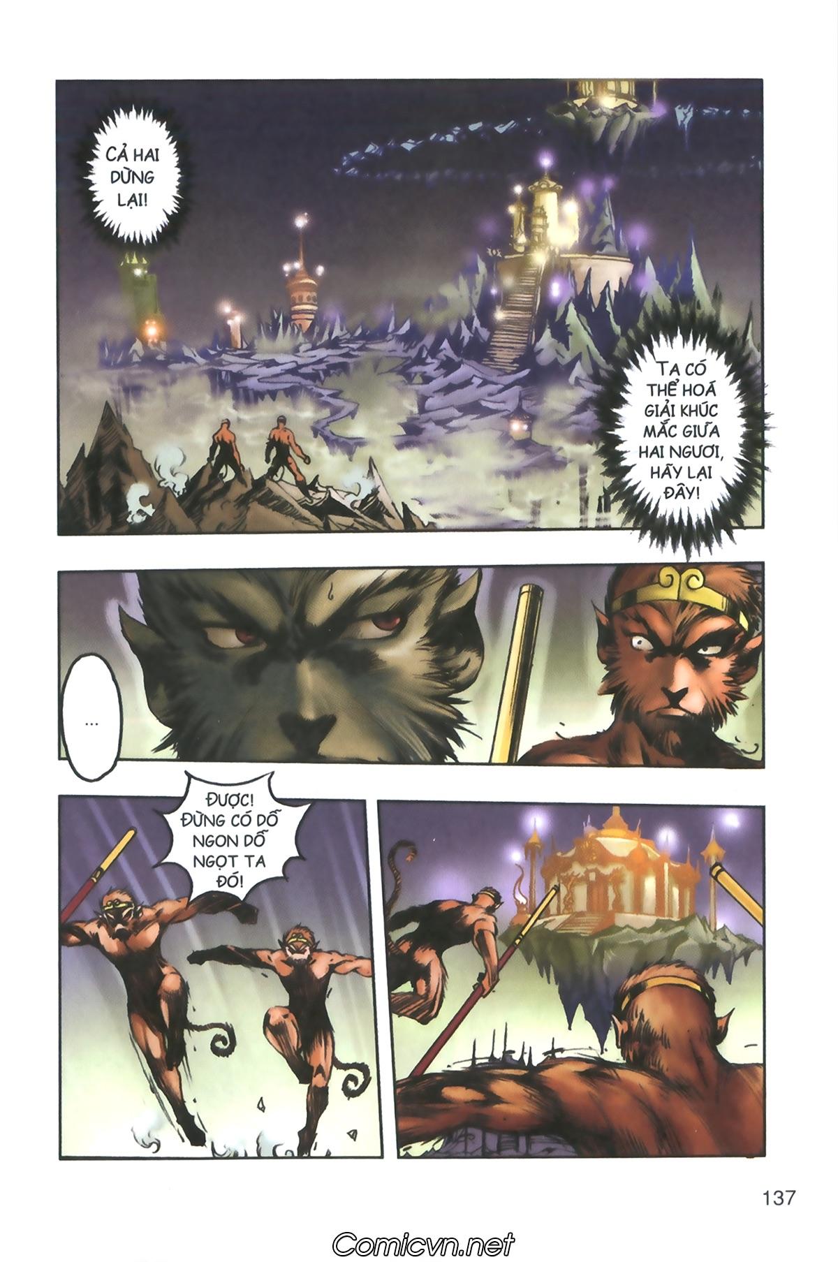 Tây Du Ký màu - Chapter 104 - Pic 20