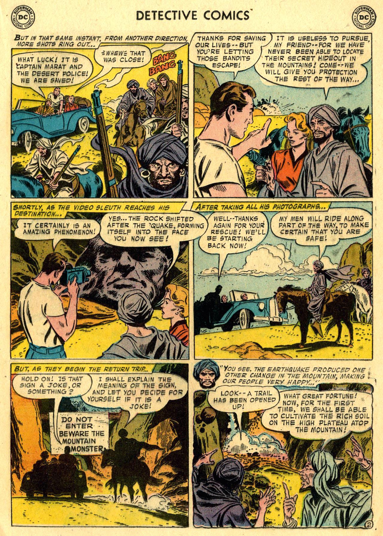 Detective Comics (1937) 254 Page 19