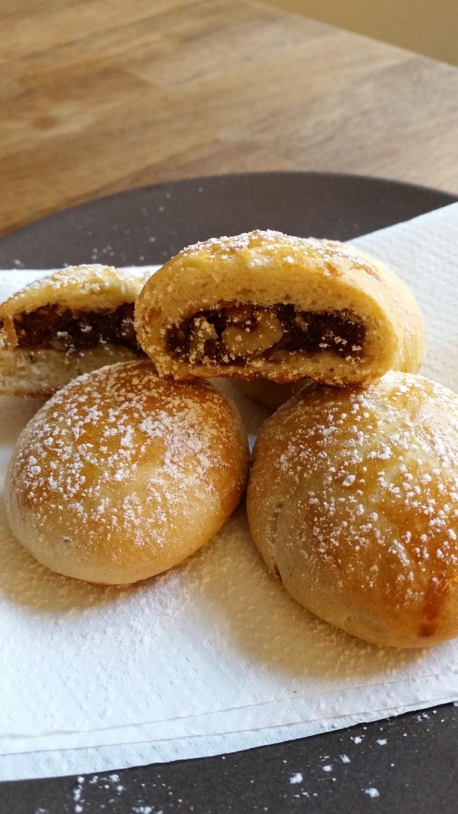 valnötter kaka