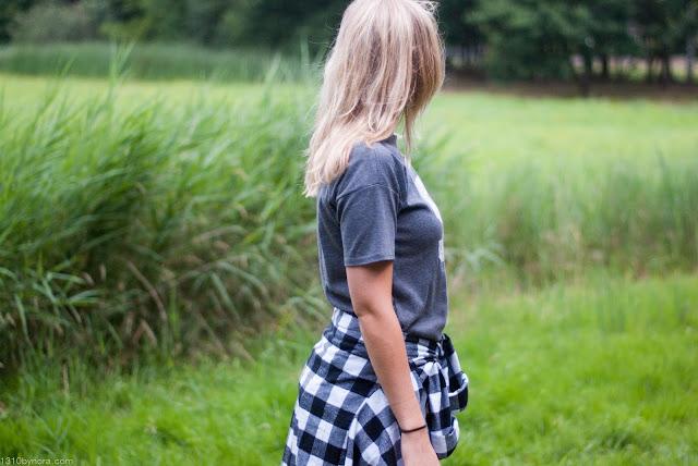 Fashionblogger, personalstyle, style, fashion, blouse, checked shirt, tartan,