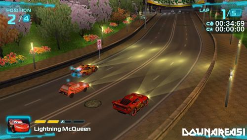 cars 2 nds rom