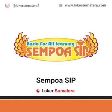 Lowongan Kerja Banda Aceh, Sempoa SIP Juli 2021