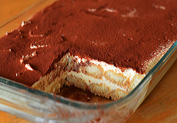 Irish Cream Tiramisu Recipes