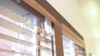 FlipFlic used on window