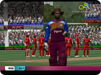 Hat for Batsmen Patch Ingame Screenshot 9