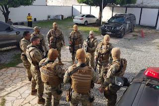"""Chefe da facção baiana """"Bonde do Maluco"""" é morto durante operação policial em Sergipe"""