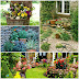Garden decoration ideas - insert a country touch to the garden
