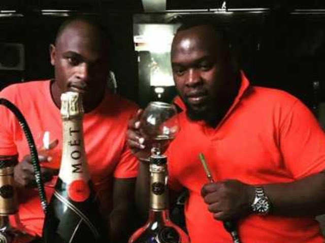 Dennis Oliech's Sad Story! Star Newspaper Claims The Ex Harambee Stars' Striker Started From Rags To Riches And Back To The Gutters Again