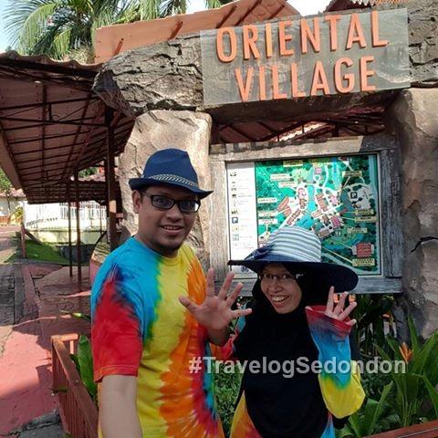 Travelog Sedondon @ Oriental Village