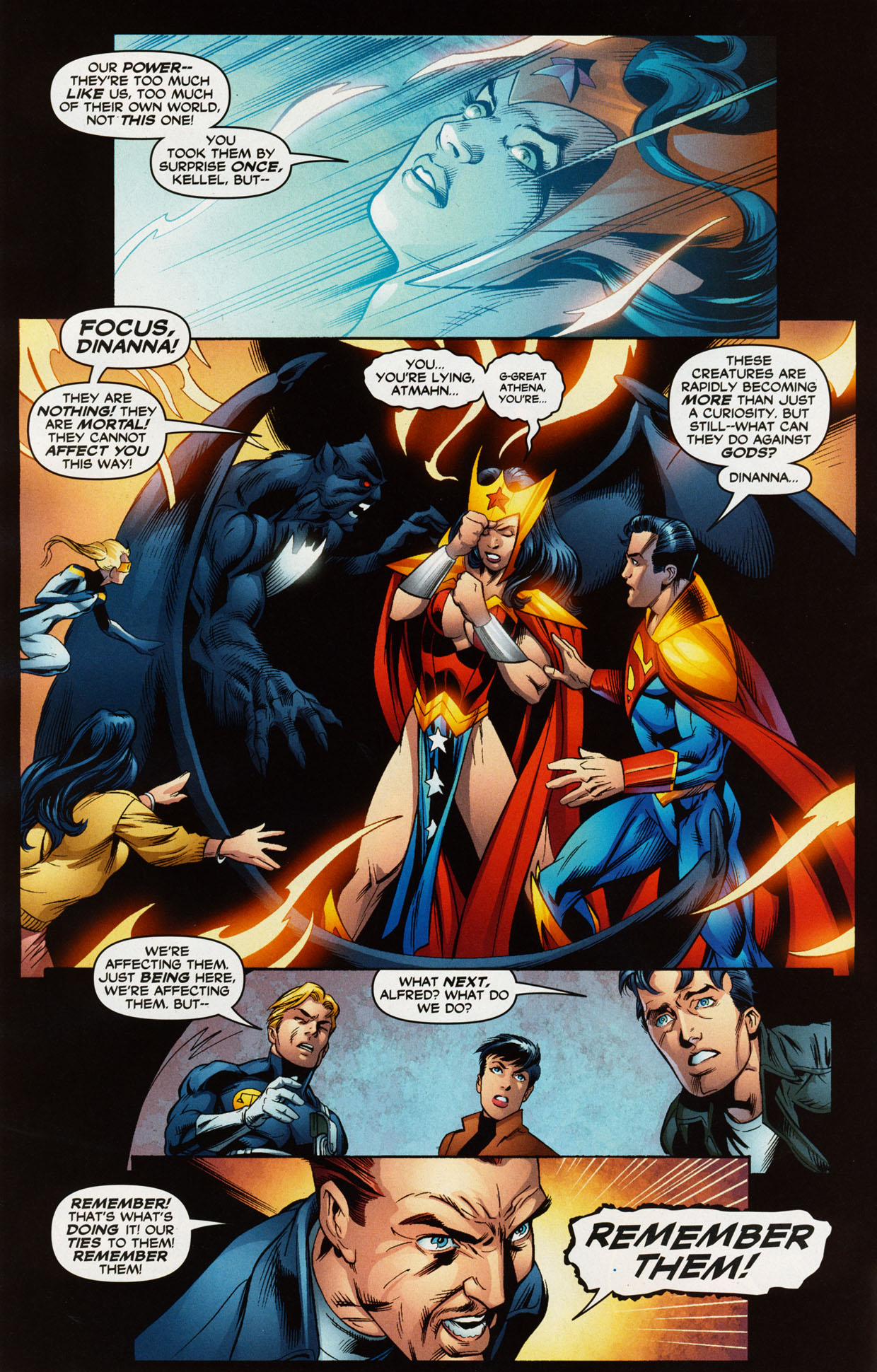 Read online Trinity (2008) comic -  Issue #38 - 6