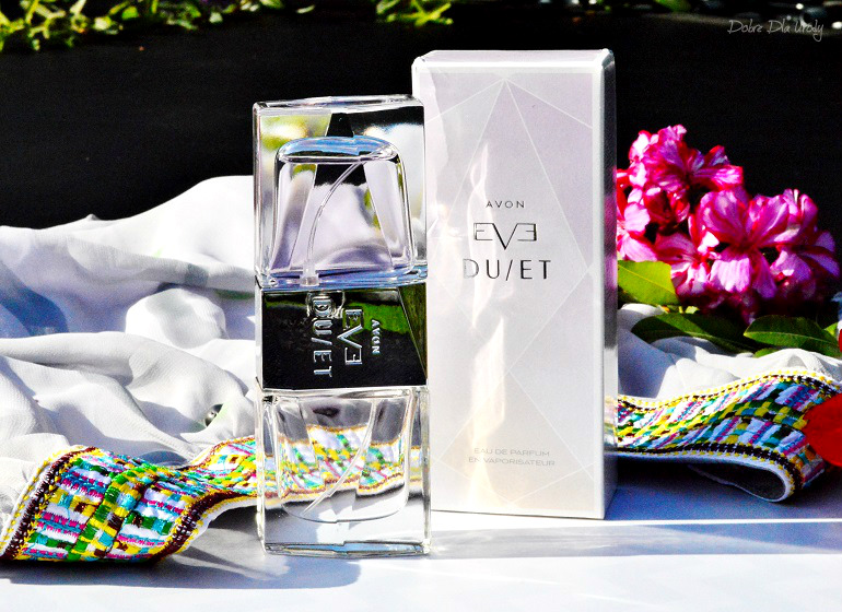 Woda perfumowana Avon Eve Duet recenzja