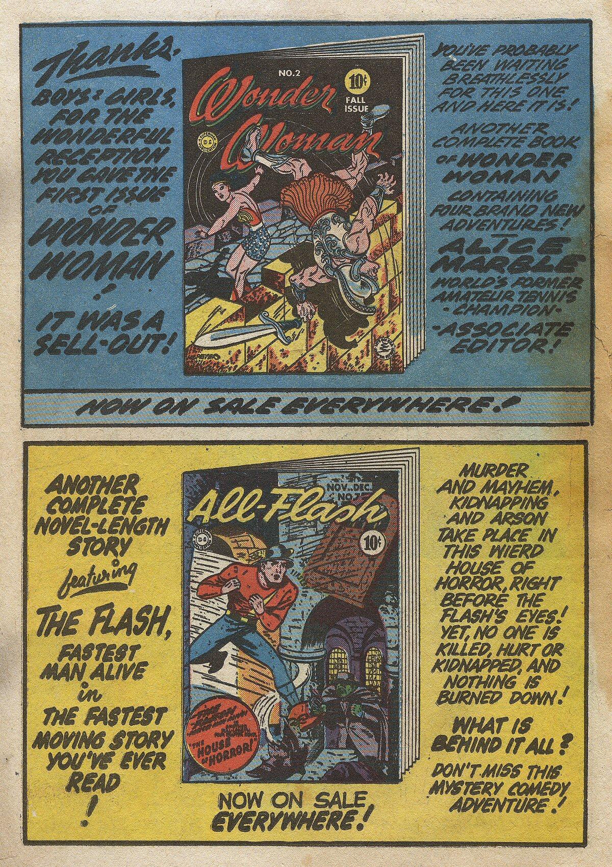 Read online All-Star Comics comic -  Issue #14 - 19