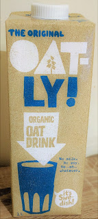Oatly organic dairy free alternative milk