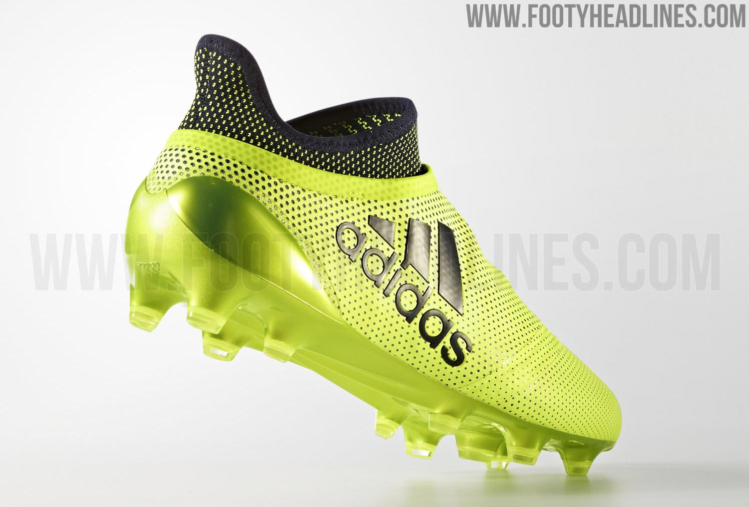 adidas x 17 3. the solar yellow adidas x 17+ purespeed ocean storm cleats will be released on august 3 2017. they retail at eur 300 (gbp 250, usd 300). 17