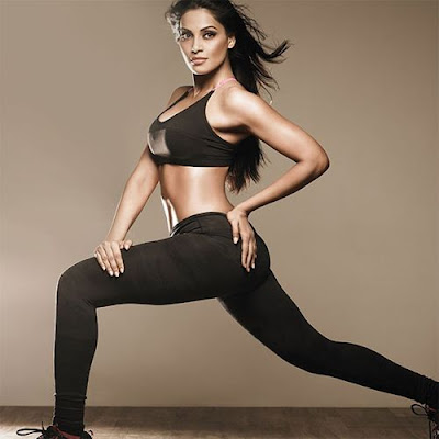 Bipasha basu hot yoga