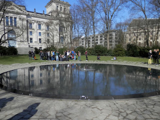 fontana in memoria degli zingari