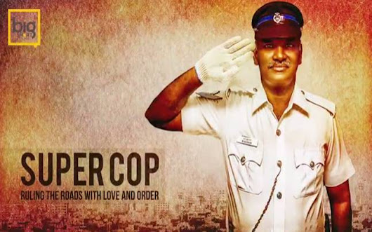 Nimmadhi Honors the Supercop of Chennai -Mr.Kumar Head Constable