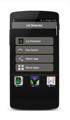 Lie Detector Prank images