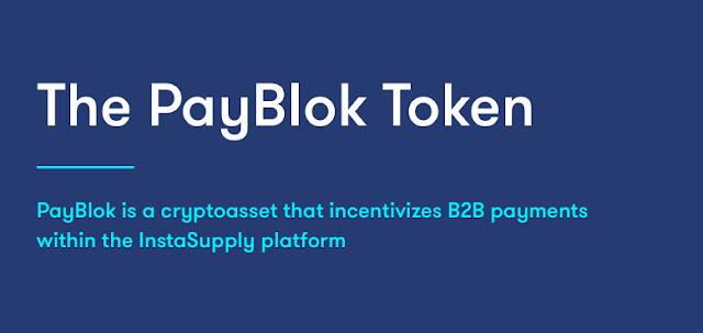 PayBlok PBLK token Review- Supply chain financing on Blockchain Technology