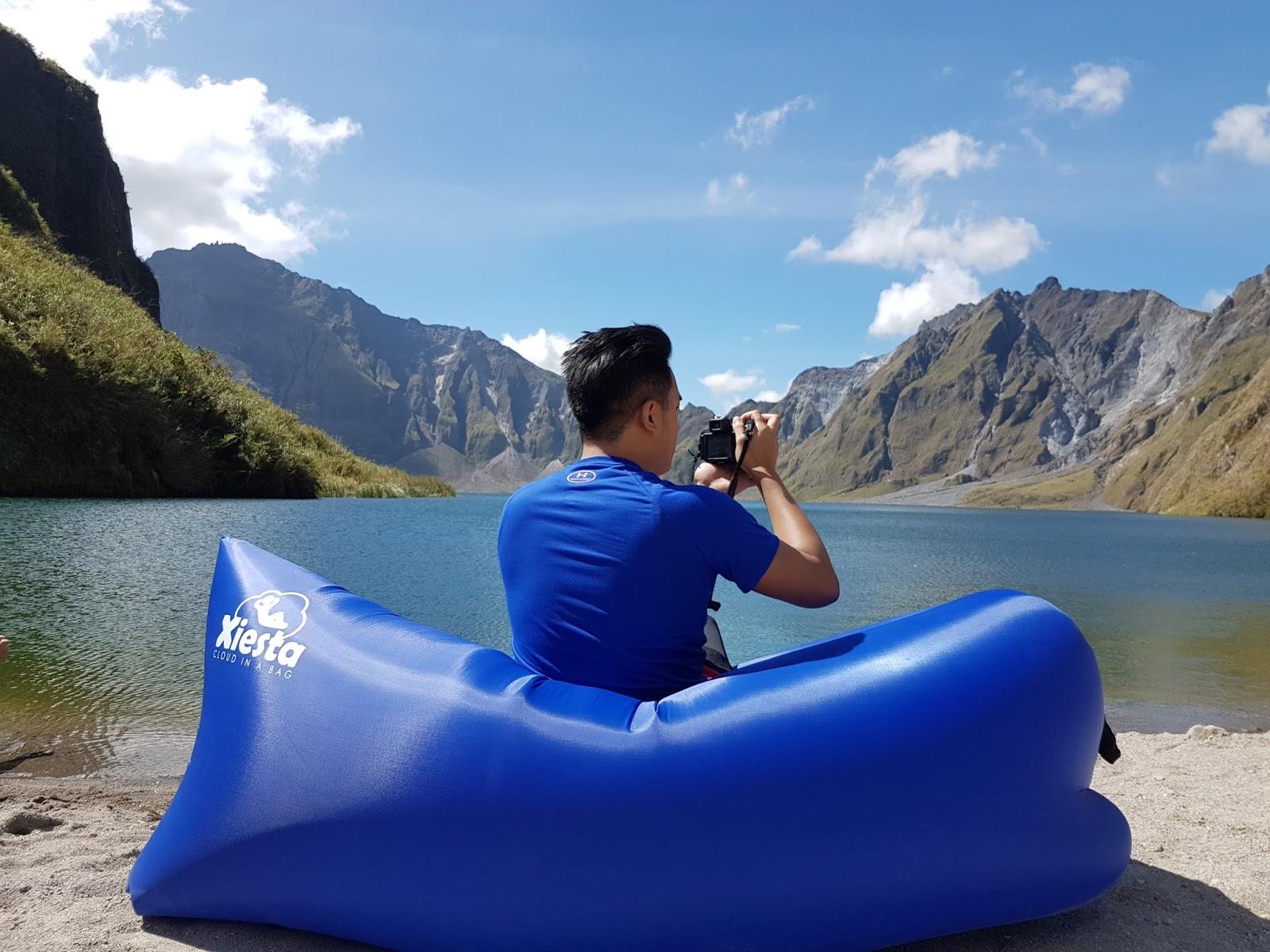 Mt. Pinatubo Crater Lake Tripoint Area of Pampanga, Tarlac and Zambales