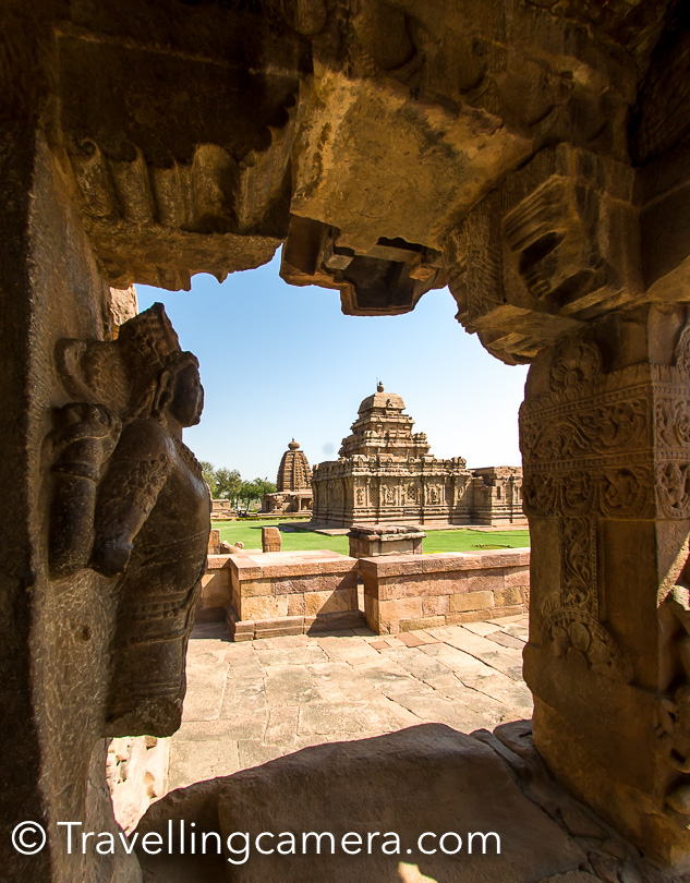 There are beautiful temples in Pattadakal Campus dedicated as Jain Narayana Temple, Virupaksha Temple, Chandrashekhara Temple, Mallikarjuna Temple, Kashi Vishwanatha Temple, Galaganatha Temple, Kadasiddheshwara & Jambulingeshwara temples, Papanatha temple and many more.