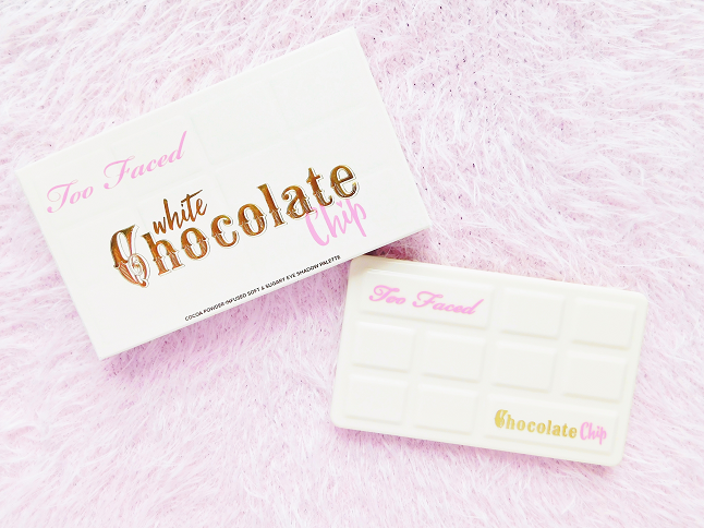 Too Faced White Chocolate Chip Palette Beauty Review