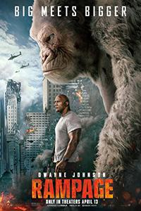 Download Rampage 2018 Hindi English 480p 720p All Movies