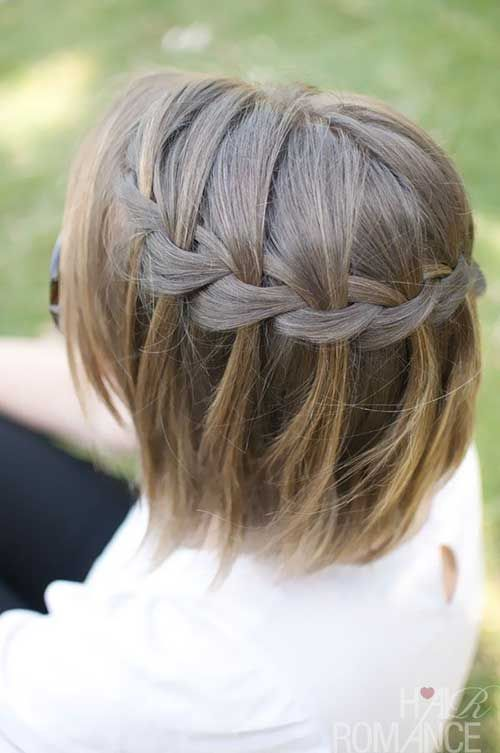 Wedding Hairstyles For Short Hair Half Up