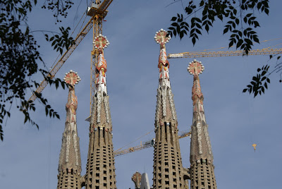 Barcelona Church