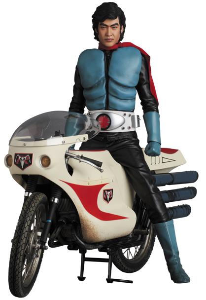 RAH Kamen Rider Kyu Ichigo & Cyclone Kyukoku Set!
