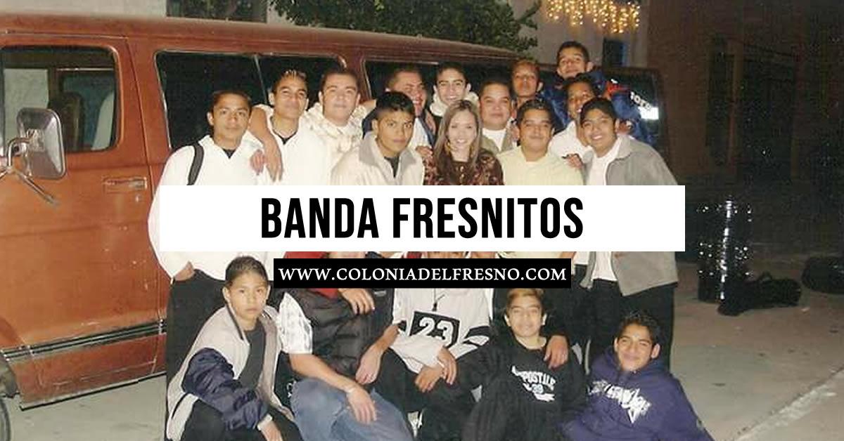 los miembros originales de la banda fresnitos