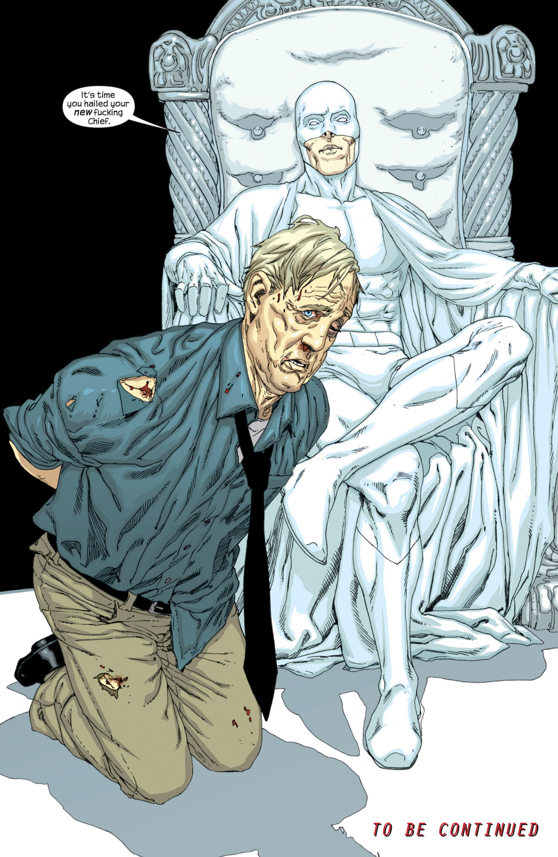 Read online Millar & McNiven's Nemesis comic -  Issue #1 - 26