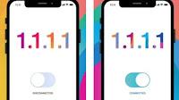 Impostare DNS su Android e iPhone con l'app Cloudflare 1.1.1.1