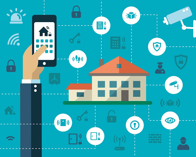 Internet Of Things 5 Projects for Home Automation