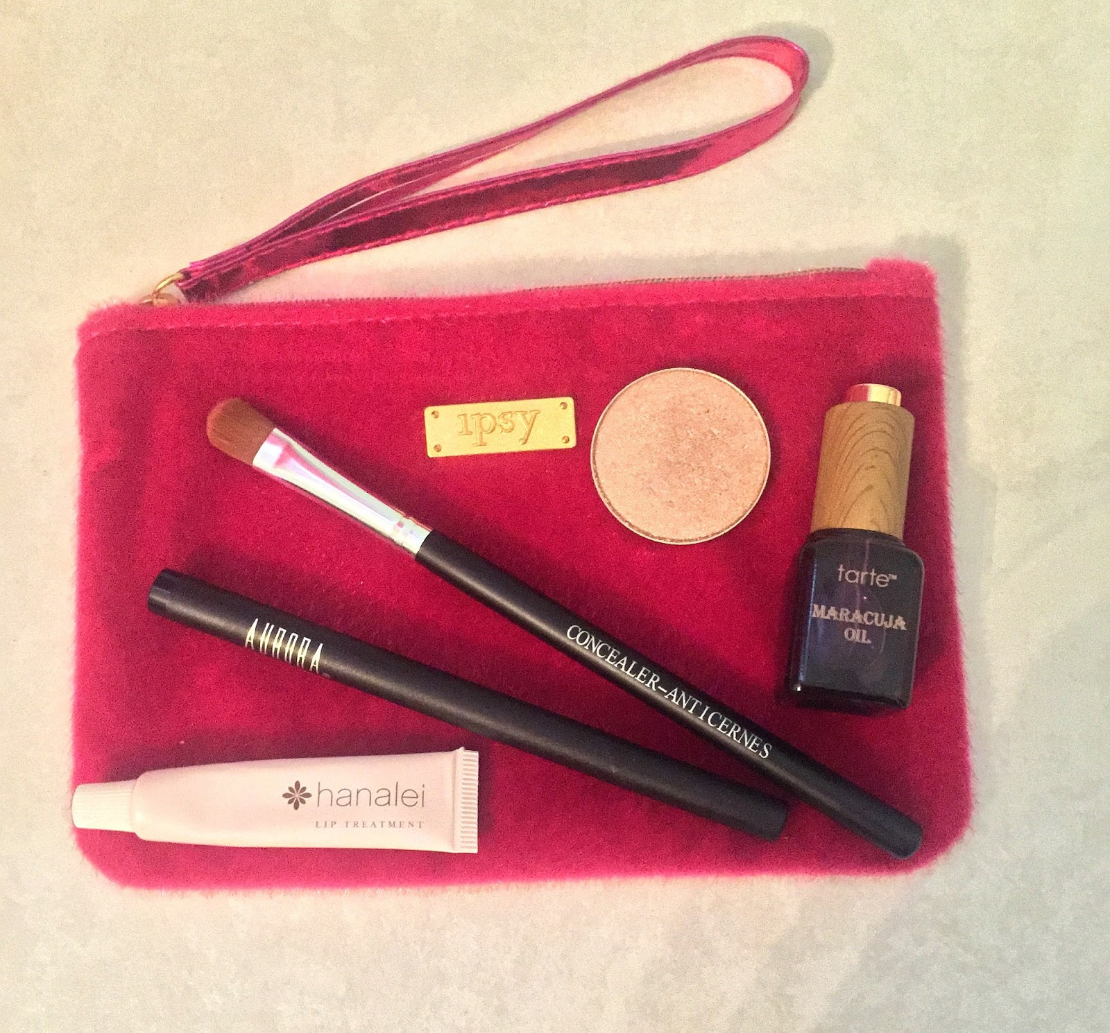 Ipsy Glam Bag Review December 2017 Thoughts By Thea