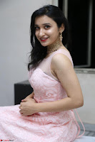 Sakshi Kakkar in beautiful light pink gown at Idem Deyyam music launch ~ Celebrities Exclusive Galleries 069.JPG