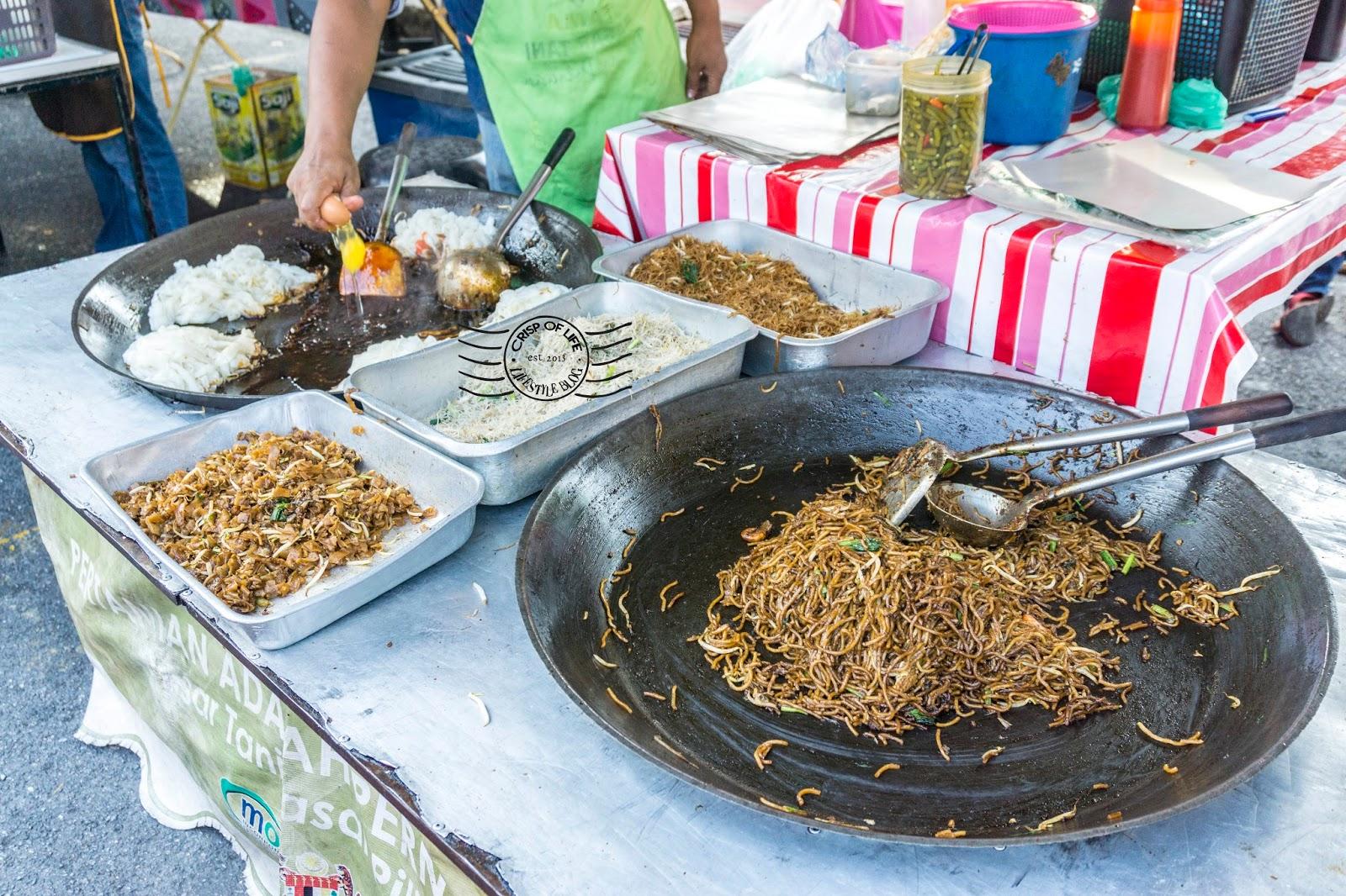 Bazaar Ramadan in Perlis