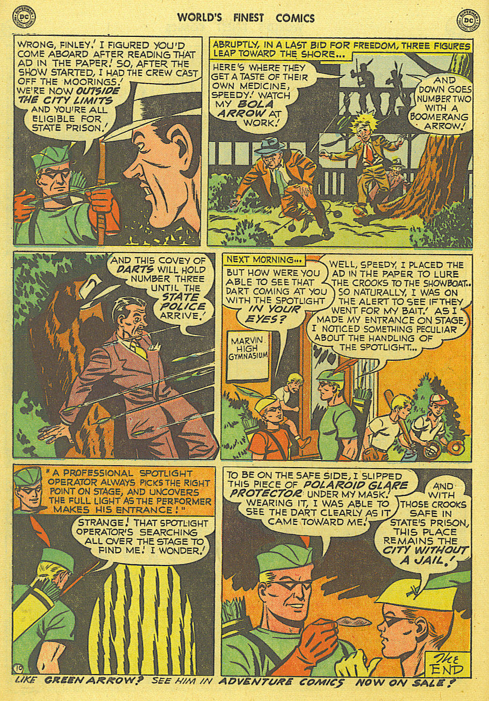 Read online World's Finest Comics comic -  Issue #49 - 27