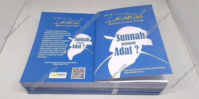 Portofolio Cetak Lokadesain