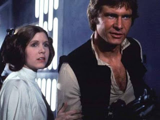 Carrie Fisher reveals star wars romance with Harrison Ford