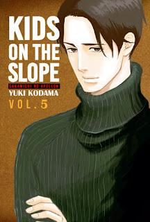KIDS ON THE SLOPE 5  Manga de Yuki Kodama SAKAMICHI NO APOLLON
