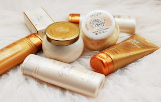 Milk & Honey Gold Body Cream